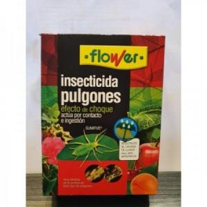 INSECTICIDA PULGONES - EFECTO CHOQUE CONCENTRADO 15ML FLOWER