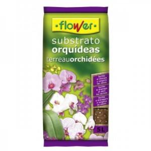 SUSTRATO ORQUIDEAS 5L FLOWER