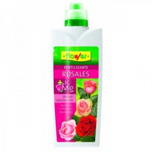ABONO LIQUIDO ROSALES 1L FLOWER