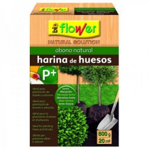 HARINA DE HUESOS 800GR FLOWER